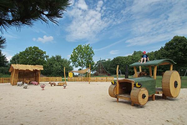 Spielplatz am Badesee