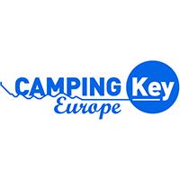 camping key logo